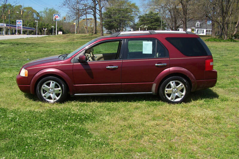 2005 Ford Freestyle for sale at Blackwood's Auto Sales in Union SC