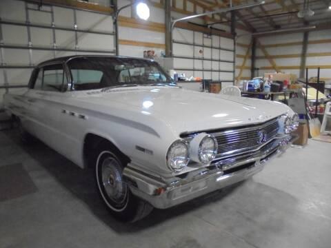 1962 Buick Invicta for sale at D & P Sales LLC in Wichita KS