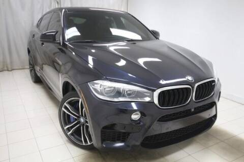 2015 BMW X6 M for sale at EMG AUTO SALES in Avenel NJ