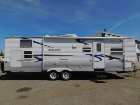 2004 Keystone SPRINTER 303BHS for sale at Gold Country RV in Auburn CA