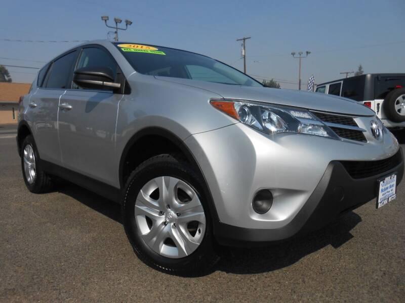 2015 Toyota RAV4 for sale at McKenna Motors in Union Gap WA