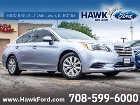 2017 Subaru Legacy for sale at Hawk Ford of Oak Lawn in Oak Lawn IL