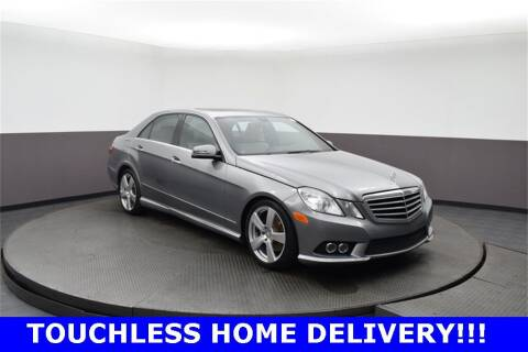 2010 Mercedes-Benz E-Class for sale at M & I Imports in Highland Park IL