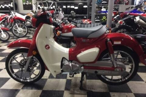 2020 Honda C125 Super Cub for sale at Irv Thomas Honda Suzuki Polaris in Corpus Christi TX