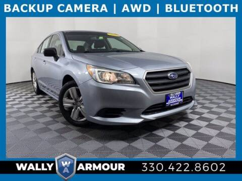 2015 Subaru Legacy for sale at Wally Armour Chrysler Dodge Jeep Ram in Alliance OH