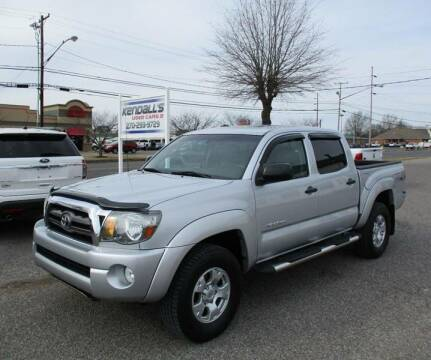 2009 Toyota Tacoma for sale at Kendall's Used Cars 2 in Murray KY
