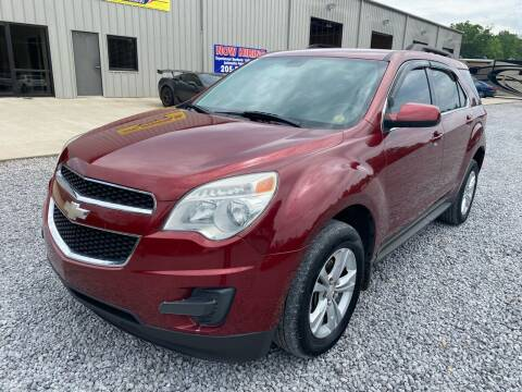 2010 Chevrolet Equinox for sale at Alpha Automotive in Odenville AL