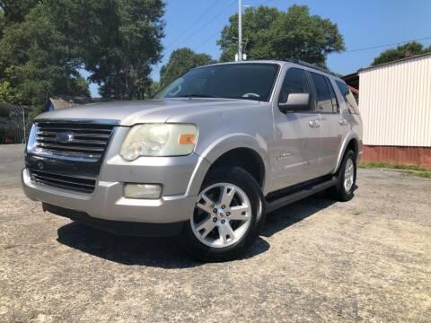 2007 Ford Explorer for sale at Atlas Auto Sales in Smyrna GA