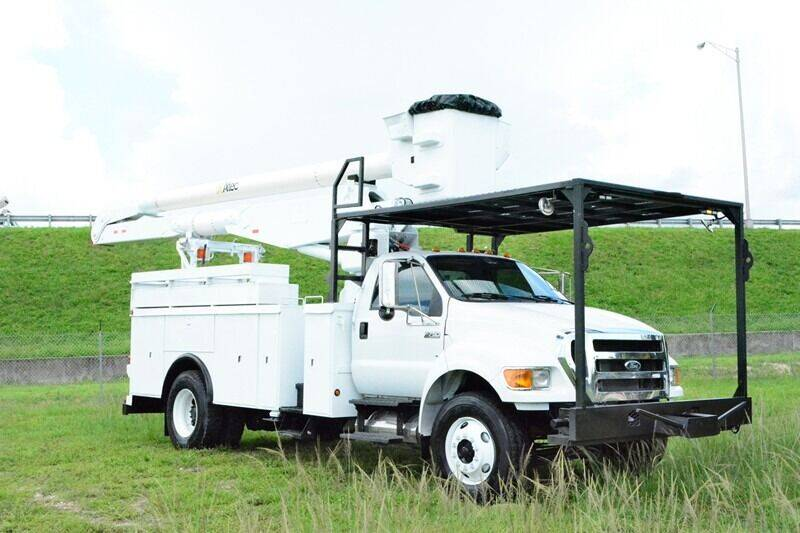 2008 Ford F-750 Super Duty for sale in Hollywood, FL