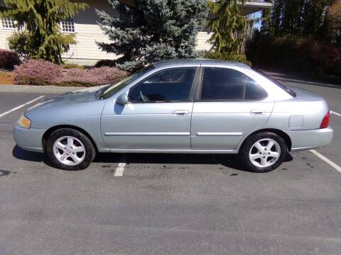 2004 Nissan Sentra for sale at Signature Auto Sales in Bremerton WA
