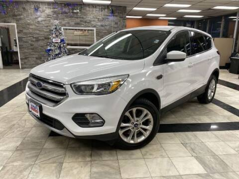 2017 Ford Escape for sale at Sonias Auto Sales in Worcester MA