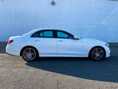 2017 Mercedes-Benz E-Class for sale at Smart Chevrolet in Madison NC