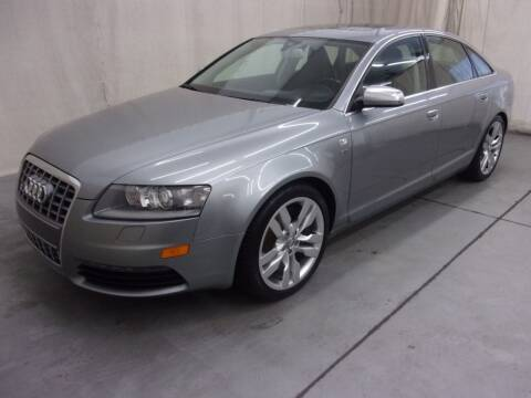 2008 Audi S6 for sale at Paquet Auto Sales in Madison OH