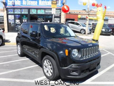2015 Jeep Renegade for sale at West Oak in Chicago IL