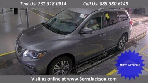 2018 Nissan Pathfinder for sale at Serra Of Jackson in Jackson TN