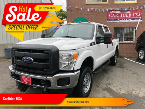 2015 Ford F-350 Super Duty for sale at Carlider USA in Everett MA