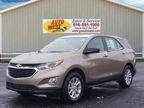 2018 Chevrolet Equinox for sale at Autowest of GR in Grand Rapids MI