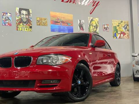 2010 BMW 1 Series for sale at FALCON AUTO BROKERS LLC in Orlando FL