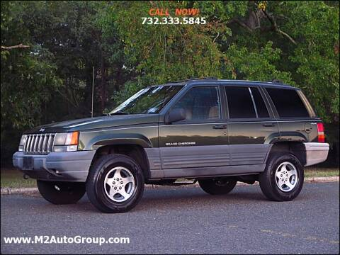 1997 Jeep Grand Cherokee for sale at M2 Auto Group Llc. EAST BRUNSWICK in East Brunswick NJ