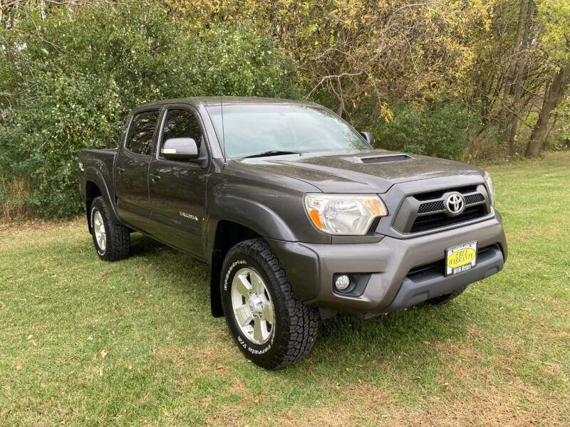 2012 Toyota Tacoma for sale at M & M Motors in West Allis WI