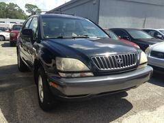1999 Lexus RX 300 for sale at Popular Imports Auto Sales in Gainesville FL