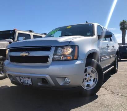 2010 Chevrolet Suburban for sale at LUGO AUTO GROUP in Sacramento CA