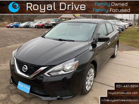 2019 Nissan Sentra for sale at Royal Drive in Newport MN