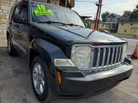 2010 Jeep Liberty for sale at USA Auto Brokers in Houston TX