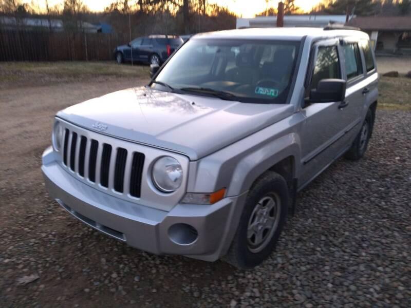 2007 Jeep Patriot for sale at Seneca Motors, Inc. (Seneca PA) in Seneca PA