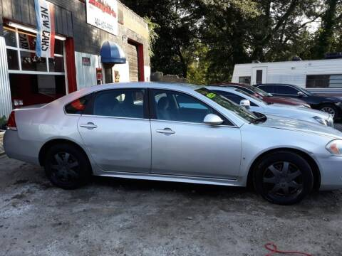 2010 Chevrolet Impala for sale at Empire Automotive of Atlanta in Atlanta GA