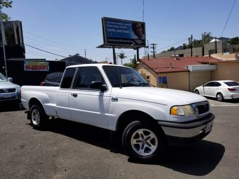 2000 Mazda B-Series Pickup for sale at Legend Auto Sales Inc in Lemon Grove CA