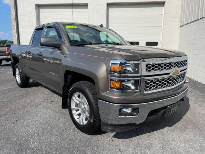 2014 Chevrolet Silverado 1500 for sale at Zimmerman's Automotive in Mechanicsburg PA