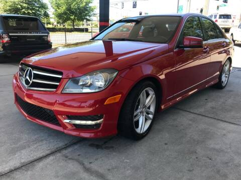2014 Mercedes-Benz C-Class for sale at Michael's Imports in Tallahassee FL