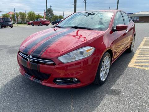 2013 Dodge Dart for sale at Auto America - Monroe in Monroe NC