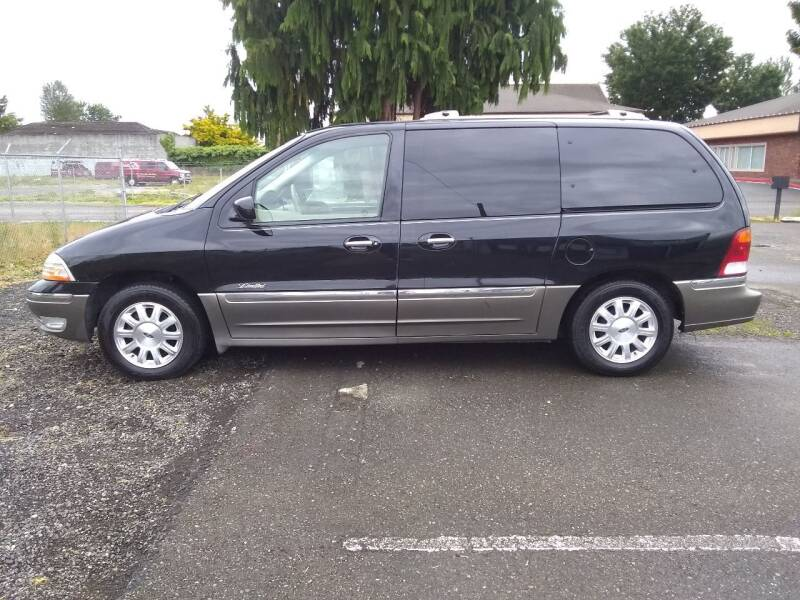 2000 Ford Windstar for sale at Car Guys in Kent WA
