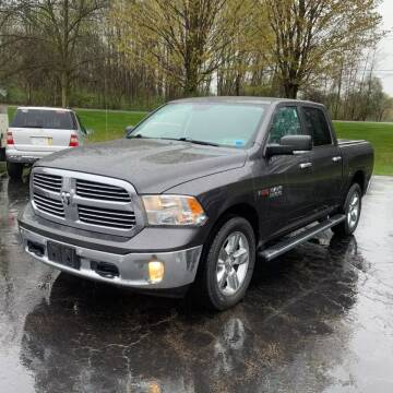2015 RAM Ram Pickup 1500 for sale at RUSH AUTO SALES in Burlington NC