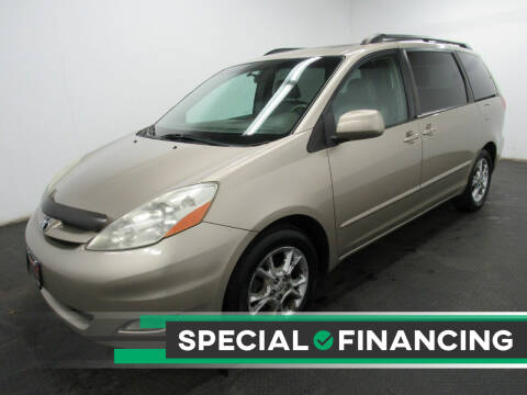 2006 Toyota Sienna for sale at Automotive Connection in Fairfield OH