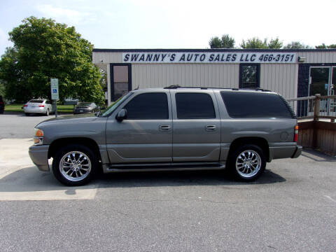 2005 GMC Yukon XL for sale at Swanny's Auto Sales in Newton NC