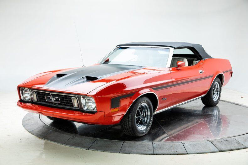 1973 Ford Mustang 1