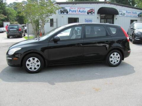 2011 Hyundai Elantra Touring for sale at Pure 1 Auto in New Bern NC