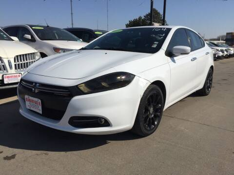 2013 Dodge Dart for sale at De Anda Auto Sales in South Sioux City NE