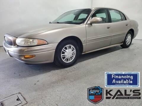 2002 Buick LeSabre for sale at Kal's Kars - CARS in Wadena MN