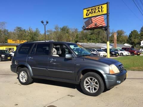2004 Suzuki XL7 for sale at Wheel & Deal Auto Sales Inc. in Cincinnati OH