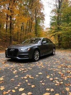 2015 Audi A4 for sale at Beaver Lake Auto in Franklin NJ