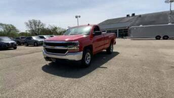2017 Chevrolet Silverado 1500 for sale at Cj king of car loans/JJ's Best Auto Sales in Troy MI