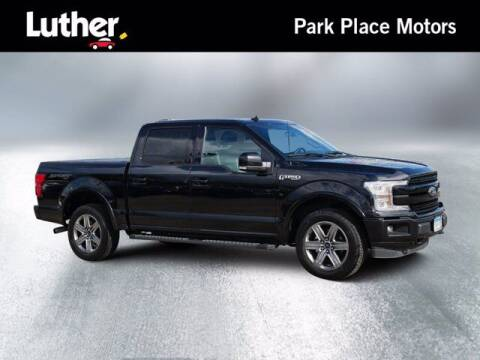 2018 Ford F-150 for sale at Park Place Motor Cars in Rochester MN