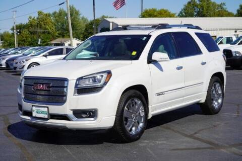2016 GMC Acadia for sale at Preferred Auto in Fort Wayne IN