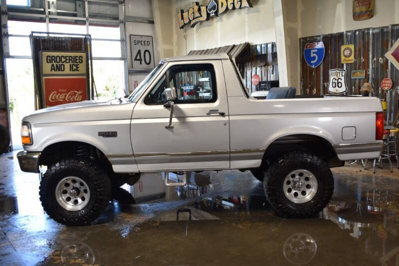 1996 Ford Bronco for sale at Cool Classic Rides in Redmond OR
