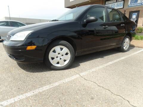 2006 Ford Focus for sale at Flywheel Motors, llc. in Olive Branch MS