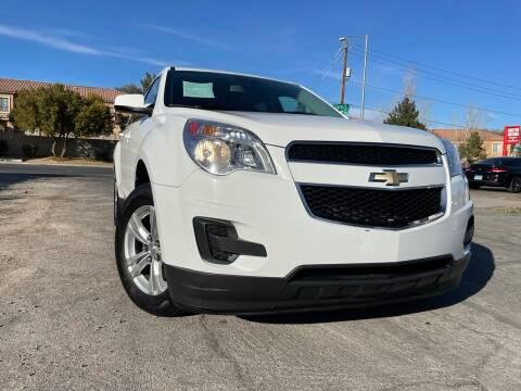 2013 Chevrolet Equinox for sale at Boktor Motors in Las Vegas NV